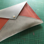 Make Your Own Leather Clutch Bag