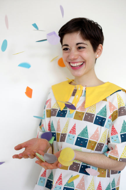 Dressmaking Class – Make a cute Lily Blouse or Dress with Ana from CocoWawa Crafts