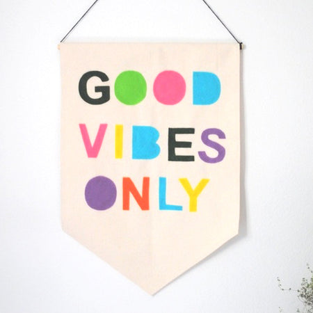 Motivational Wall Banner