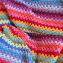 Beginners Crochet - Granny Stripes