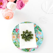 Paper Flower Making - Make a Succulent and a Rose