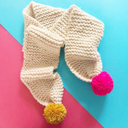 Learn how to Knit - Knit a Scarf