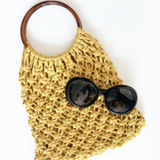 Beginner's Macrame Bag Workshop