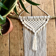 Macrame Wall Hanging Workshop for Beginners