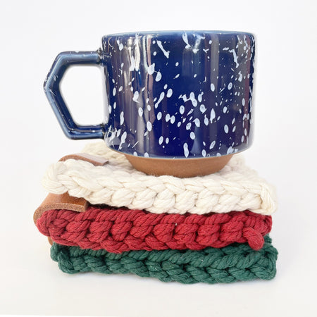 *NEW* Beginners Crochet a Coaster Workshop