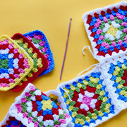Beyond Beginner - Joining Granny Squares & Edging
