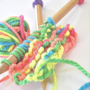 Children's Easter Holiday Workshop - Beginners Knitting for Kids