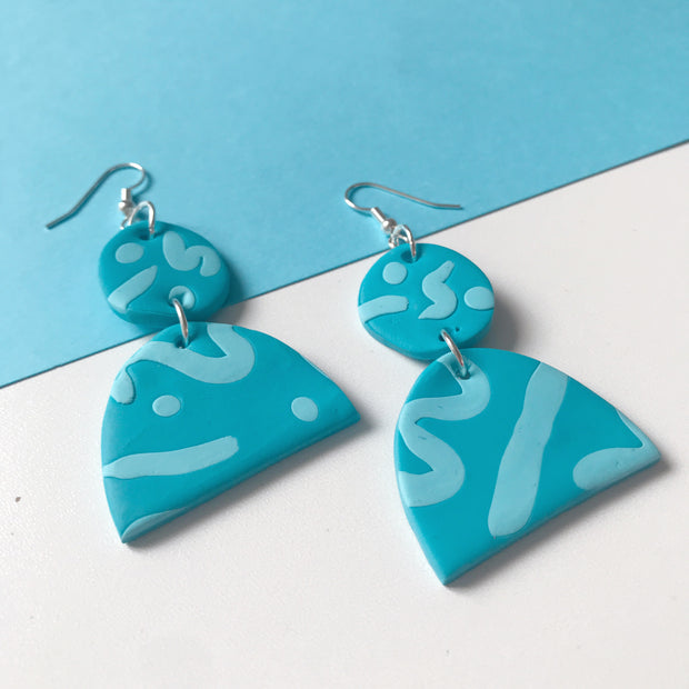 Polymer Earrings - Make your own Statement Jewellery