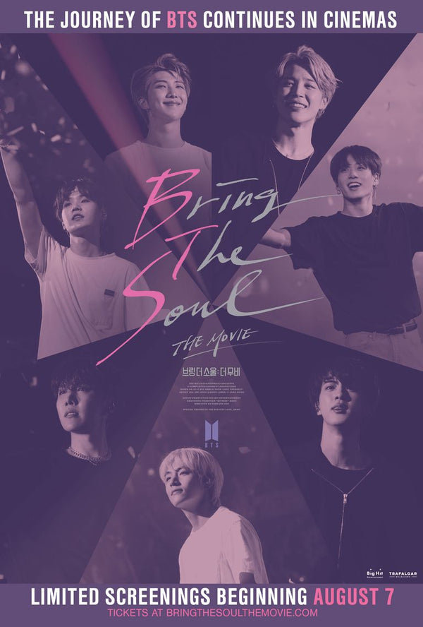 BTS UNVEIL THE FIRST LOOK AT THEIR NEW MOVIE BRING THE SOUL