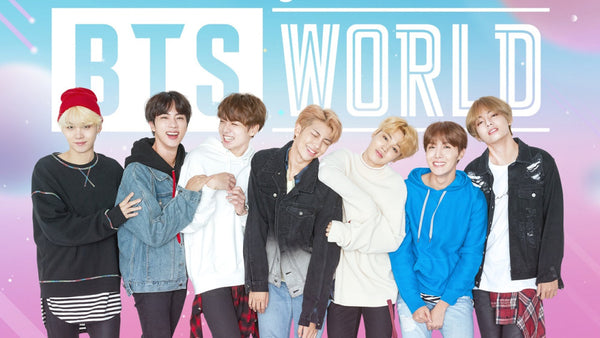 BTS Reveals Teaser For BTS WORLD OST