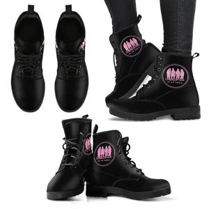 BLACKPINK Leather Boots - Hyphoria