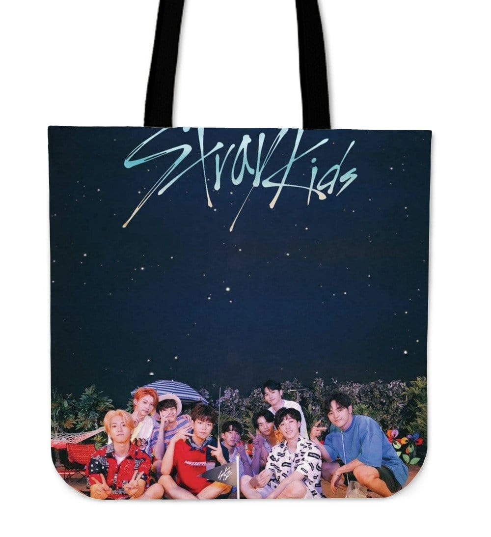 Stray Kids Tote Bag