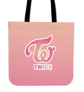 Twice Tote Bag