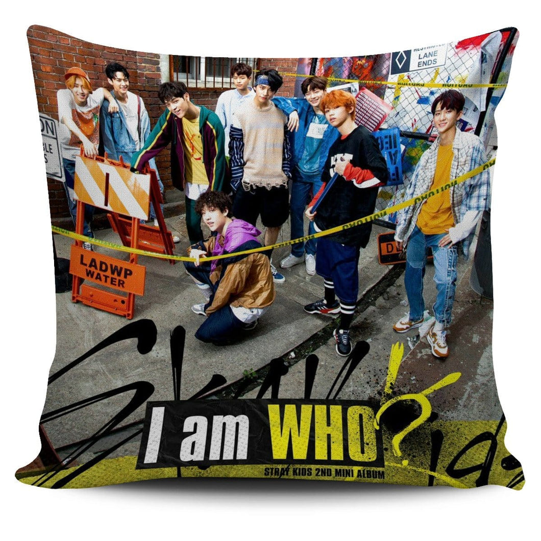 Free Stray Kids Pillowcase