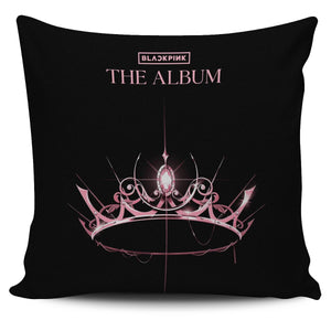 Blackpink The Album Pillowcase