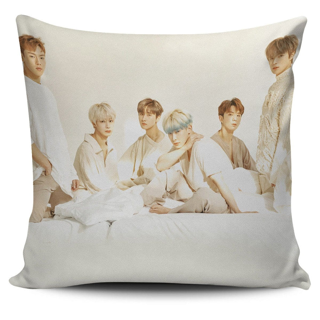 Monsta X We Are Here Pillow Cover