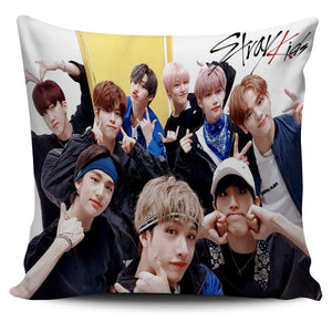 Free Stray Kids Pillowcase V2