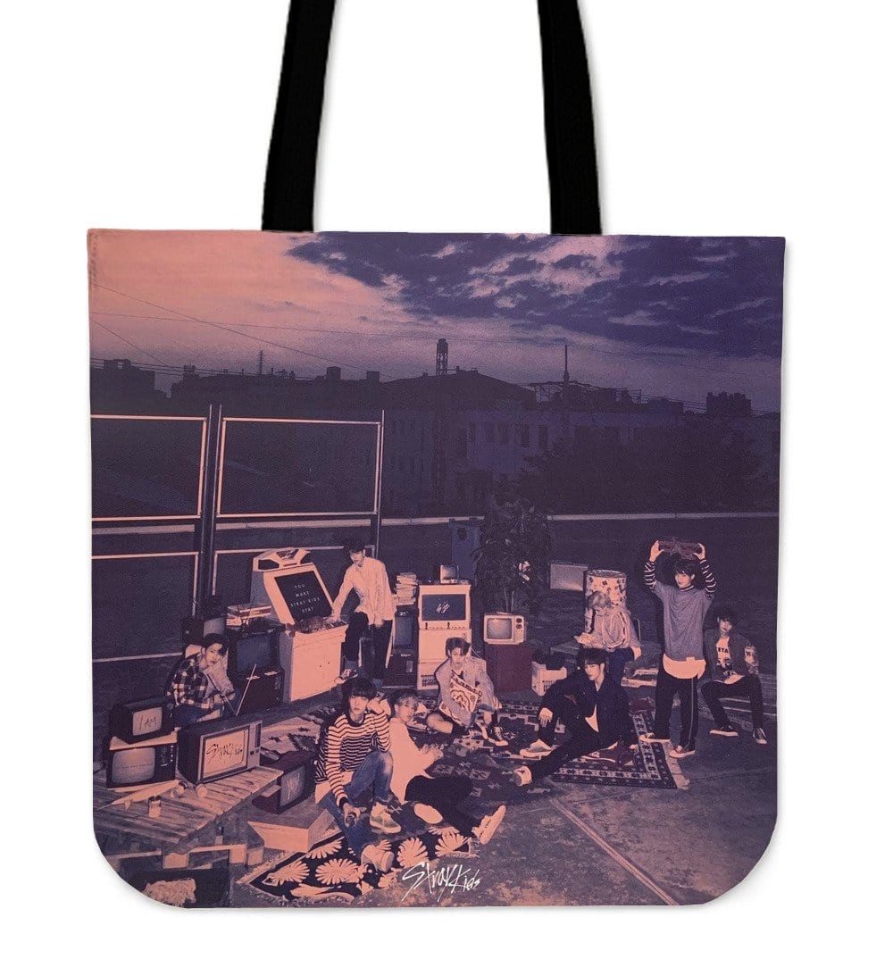 Stray Kids I Am You Tote Bag