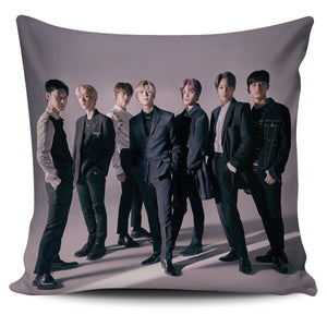 Free SuperM Pillowcase