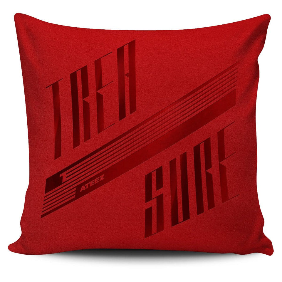 Ateez Treasure Pillow Cover