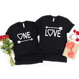 The One I Love Couple Shirt