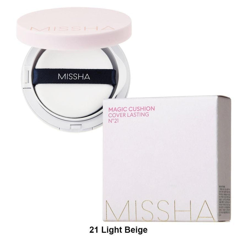 MISSHA - Magic Cushion Cover Lasting - 2 Colors