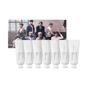 VT X Bangtan7 L'Atelier des Subtils Signature Hand Cream Collection