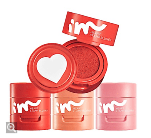 IM MEME - IM Heart Stamp blusher