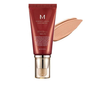 MISSHA - M Perfect Cover BB Cream SPF42 PA+++ (#23 Natural Beige) 50ml