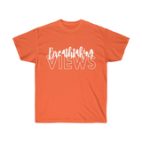 Breathtaking View Couple T-Shirt