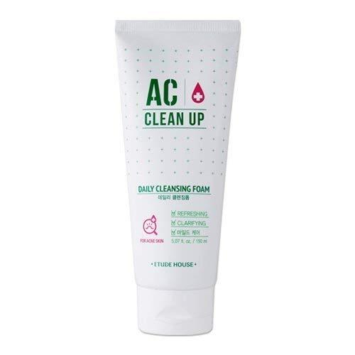 ETUDE HOUSE AC Clean Up Daily Cleansing Foam 150ml (old)