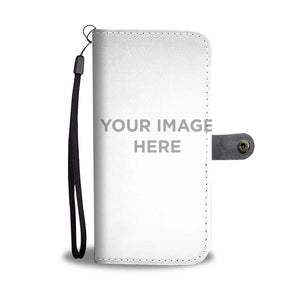 Personalized Wallet Phone Case - iPhone and Android Phones