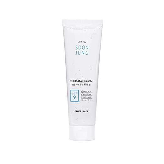 ETUDE HOUSE SoonJung Moist Relief All In One Gel 120ml