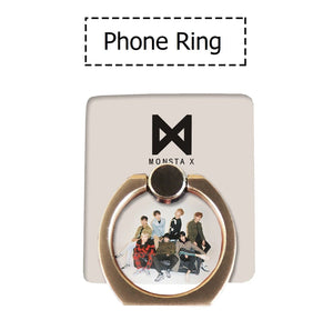 Monsta X The Code Mobile Phone Ring Holder