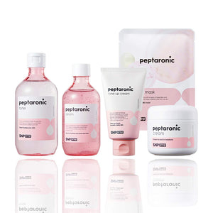 SNP PREP - Peptaronic Complete Korean Skin Care Set