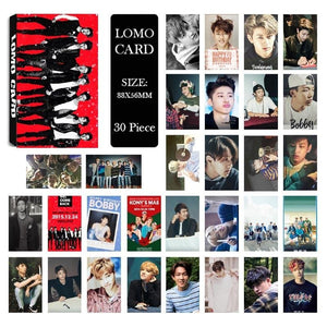 iKON Photocards - 30pc Set