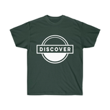Let's Discover the World Together Couple T-Shirt