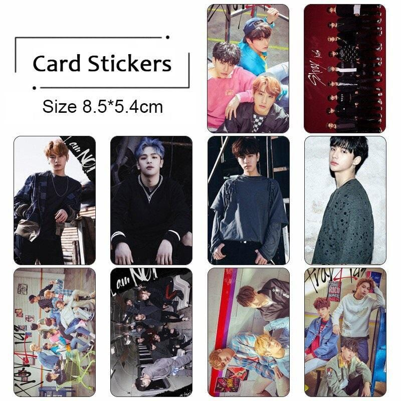 Stray Kids  HD Photo Cards