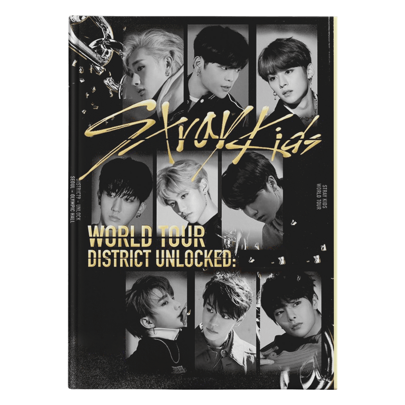 Stray Kids Journal - Hardcover