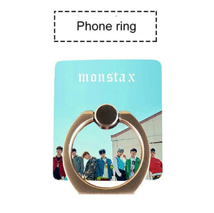 Monsta X Mobile Phone Ring Holder