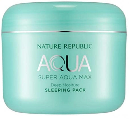 Nature Republic Deep Moisture Sleeping Pack (100ml/3.38 Fl Oz)
