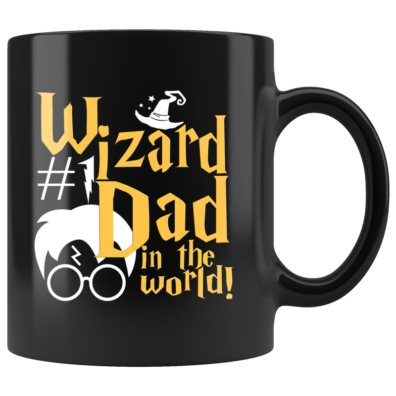 The Greatest Wizard Dad in the World (Version 2)