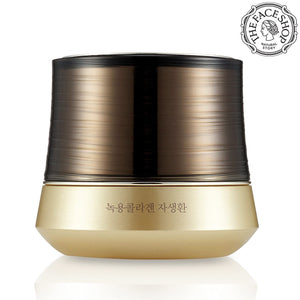 [THEFACESHOP] Yehwadam Nokyong Collagen Contour Lift Gold Capsule Cream