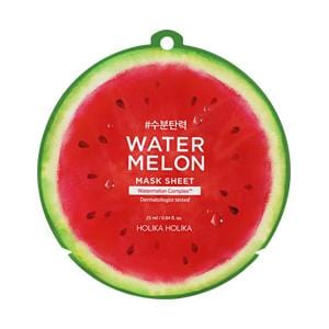 Holika Holika Watermelon Watermelon Mask Sheet (Pack of 10 sheets)