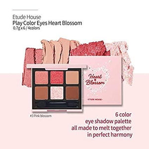 ETUDE HOUSE Play Color Eyes [Heart Blossom]