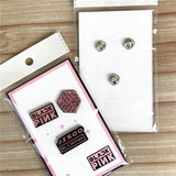 3pc./Set Blink Blackpink Brooch Pin
