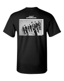 "Got7 2019 World Tour ""Keep Spinning"" Adult Shirt - Black and White"