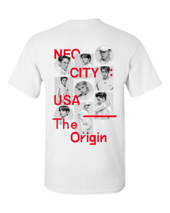 NCT127 World Tour - Neo City: USA Unisex T-Shirt Version 2