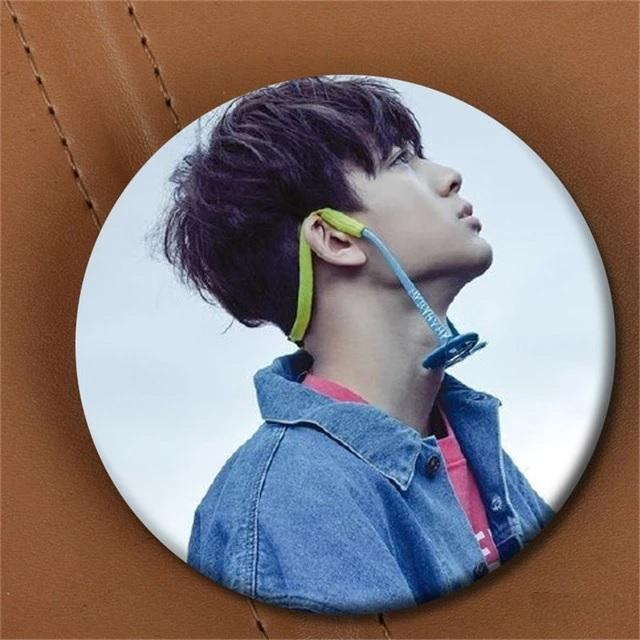 FREE iKON Youth Volume 1 Pin
