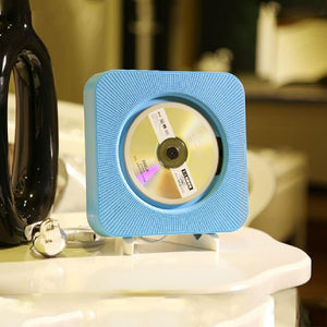 Portable CD Player with Bluetooth